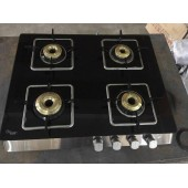4 Burner SS Nexa Regular Auto Gas Stove