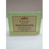Khadi Herbal Aloevera Soap