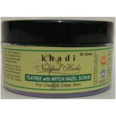 Teatree with Witch Hazel Scrub