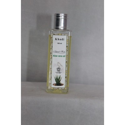 Khadi Natural Herbs Aloe vera oil