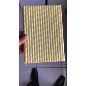 Paper Straw (Box of 500 Pcs.) for Parties