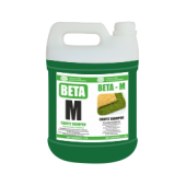 Beta M: Detergent Based Carpet/Upholstery Cleaner