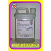 Pristino RO No Clean Soldering Liquid Flux 1 Litre