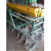 Multipurpose Two & Three Bottom Ridger Seeder and Seed & Fertilizer Drill