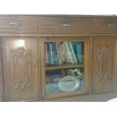 Teak Wood Wooden Cabinet in good condition for sale